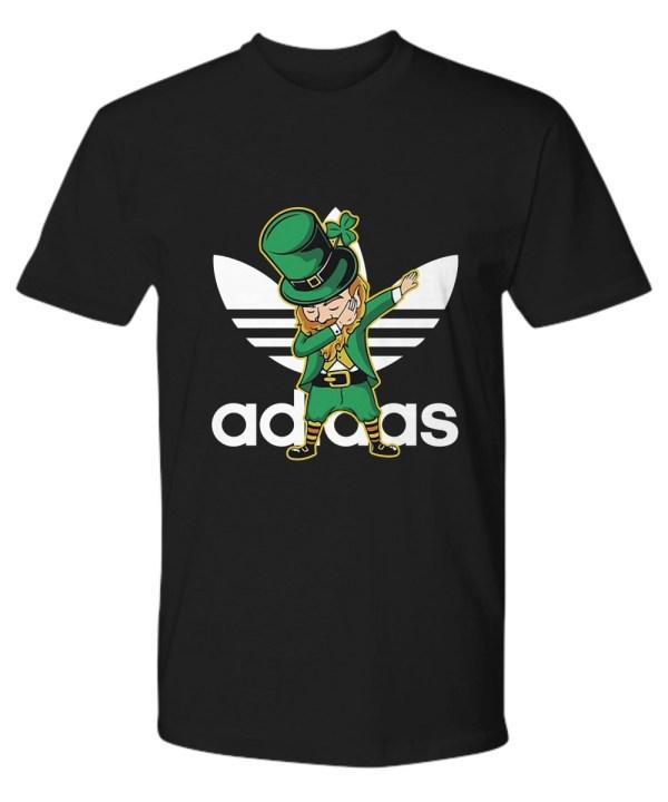 Adidas Leprechaun Dabbing Shirt