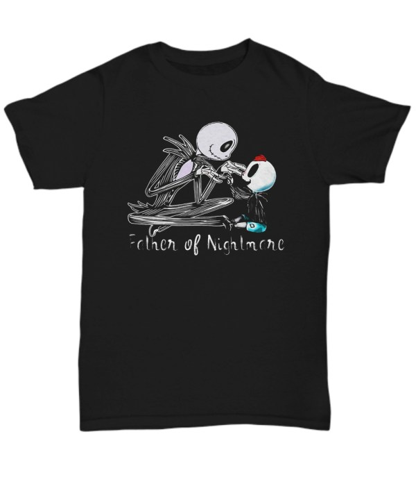 Jack skellington one boy father of nightmare Shirt