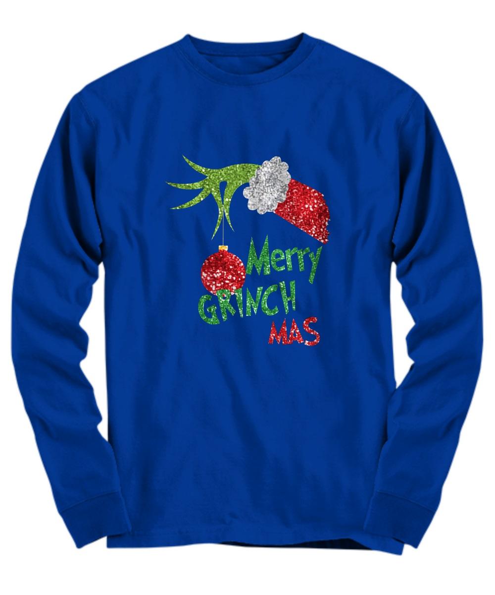 Merry Grinchmas long sleeve
