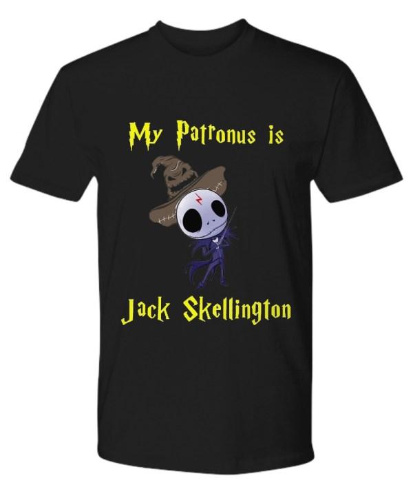 My patronus is jack skellington Shirt