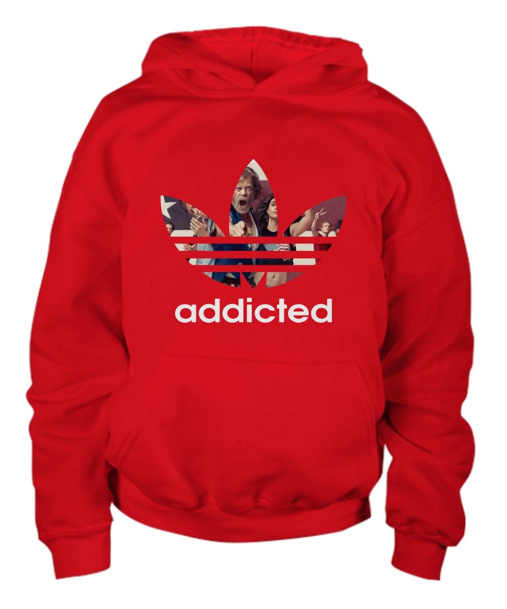 Shameless addicted Adidas Hoodie