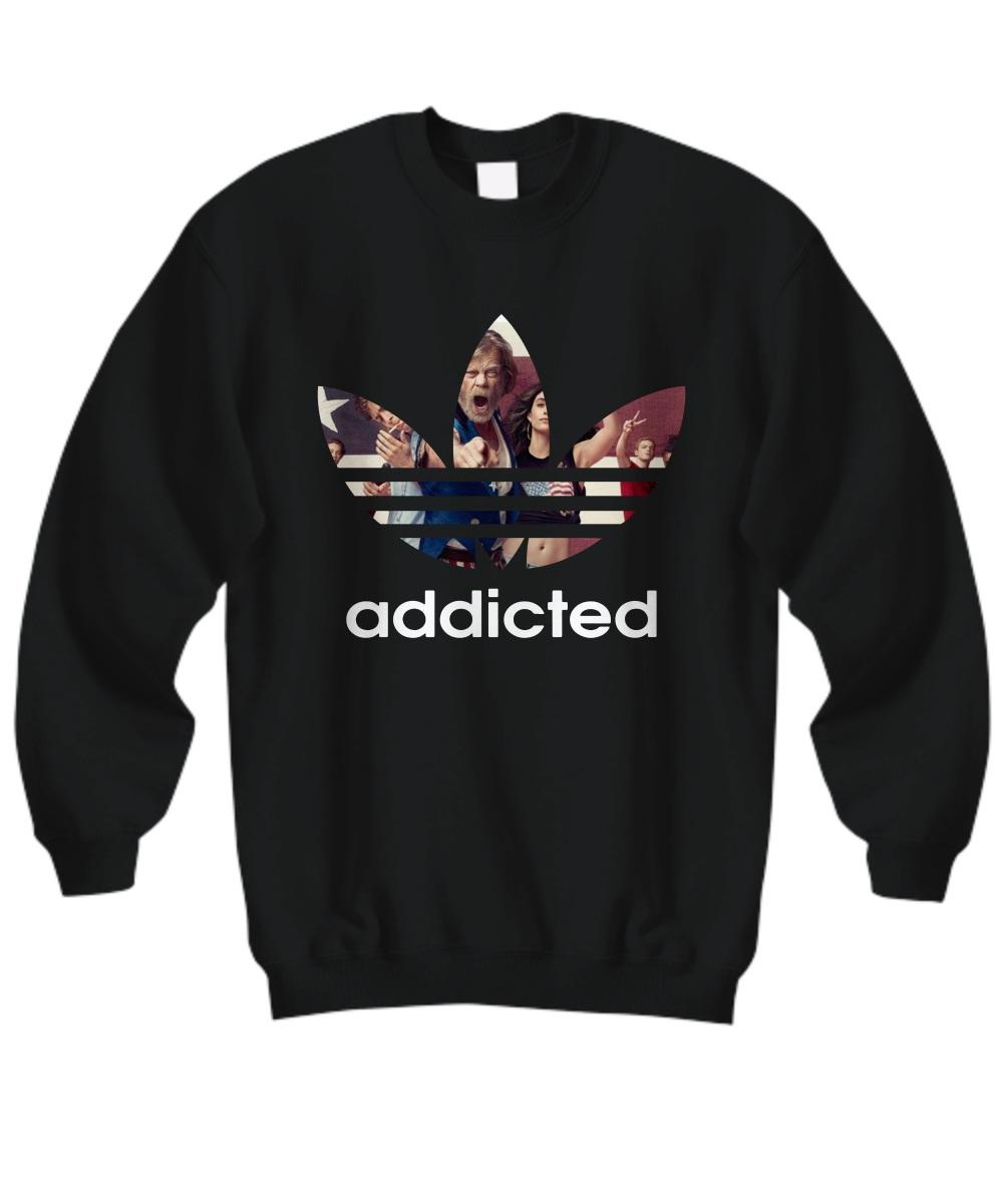 Shameless addicted Adidas Sweatshirt