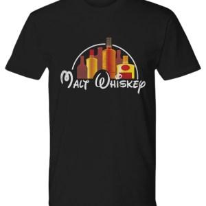 Walt disney malt whiskey Shirt