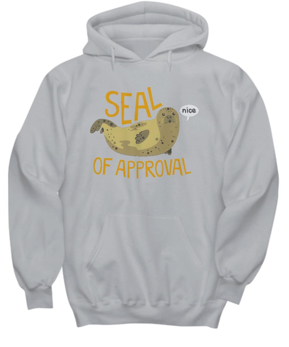 Seal of Approval hoodie