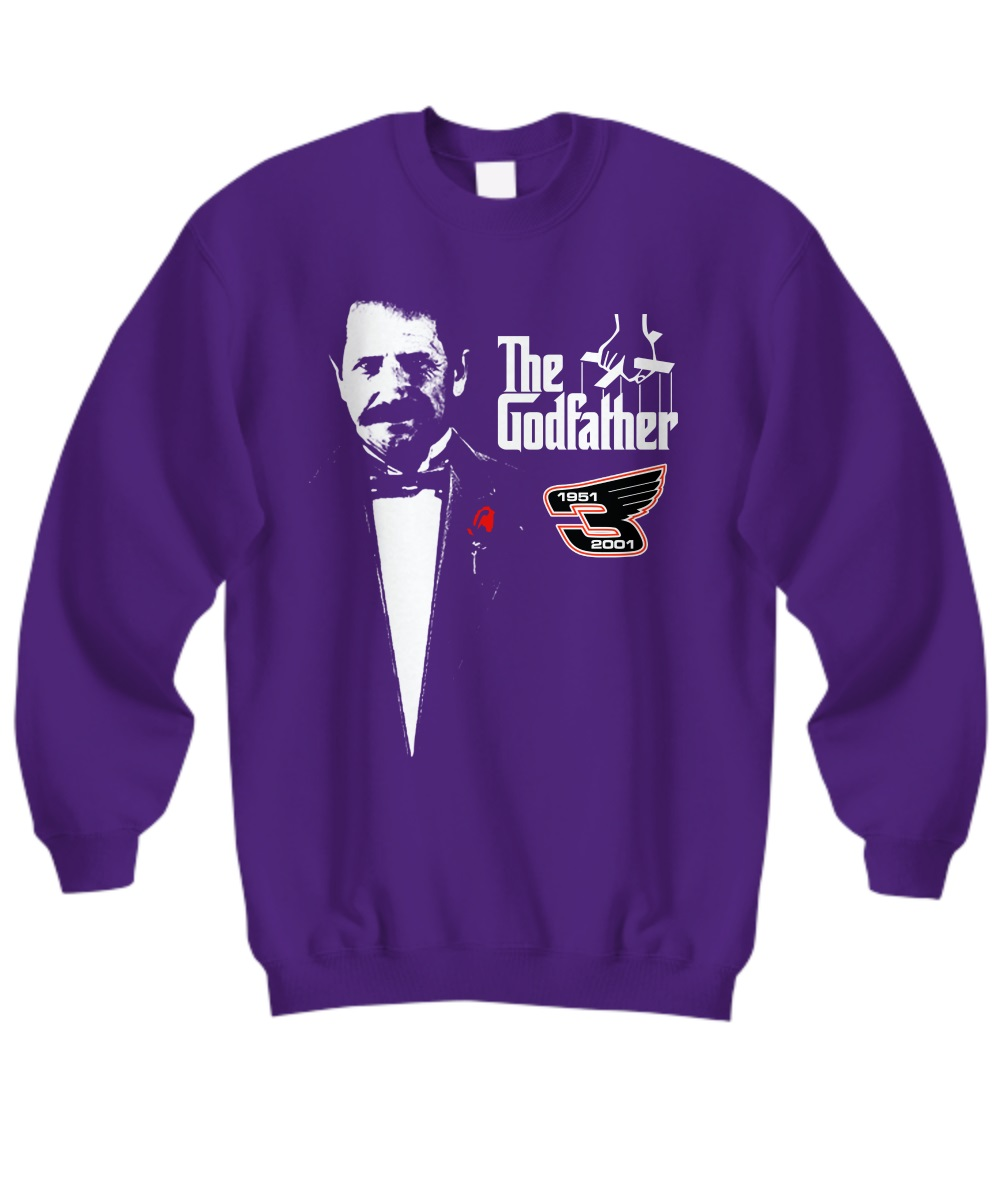 Dale Earnhardt The Godfather 1951 2001 sweatshirt