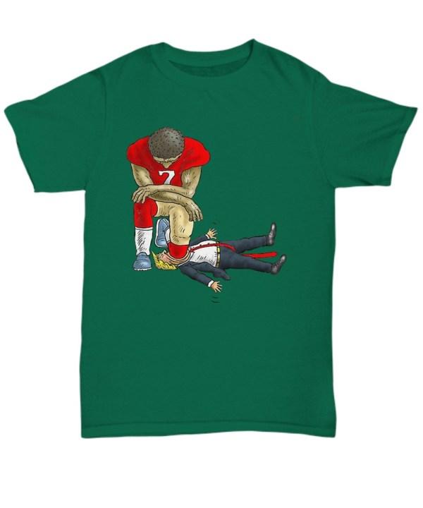 Colin Kaepernick Just Do It Trump shirt