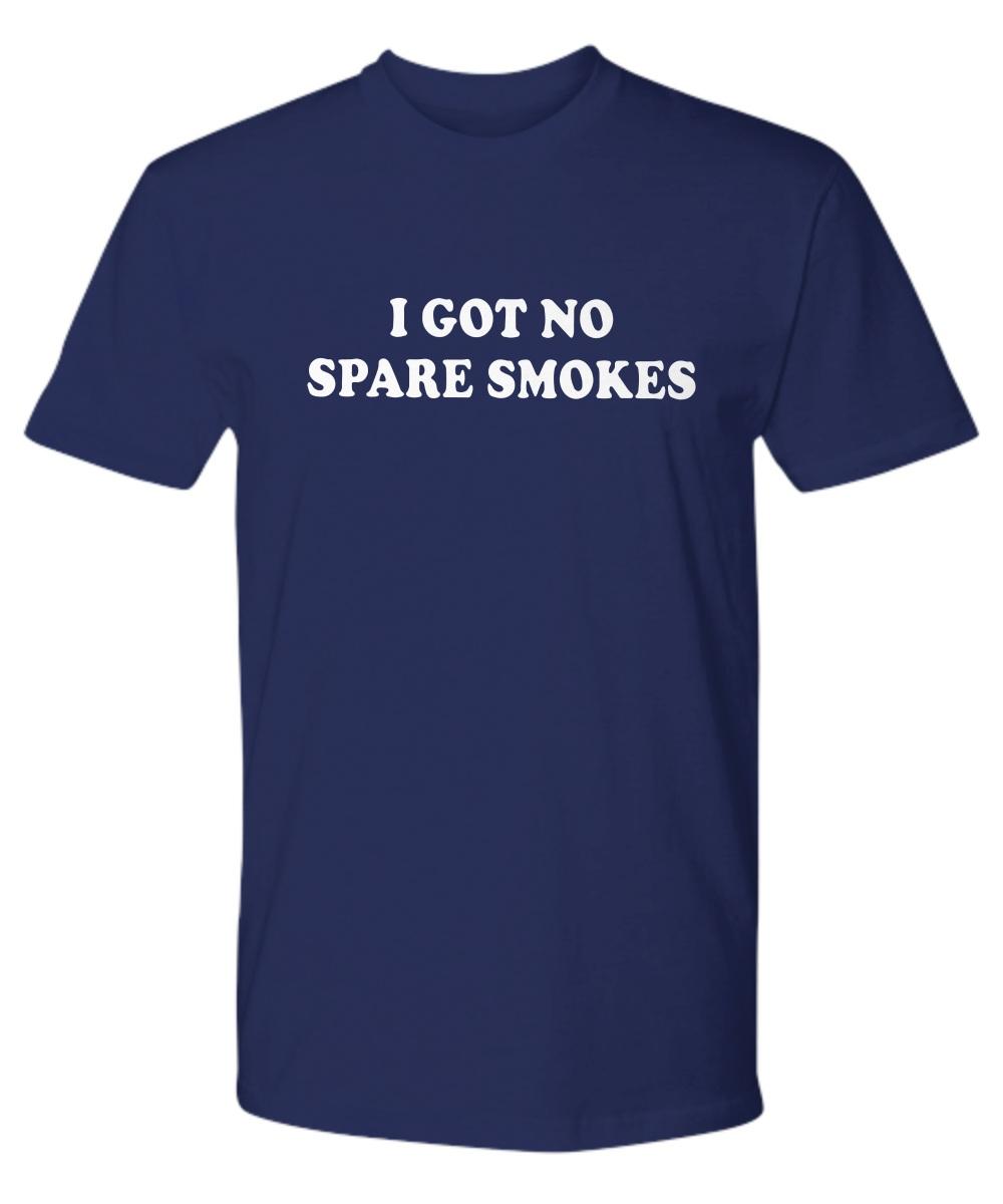I got spare smokes premium tee