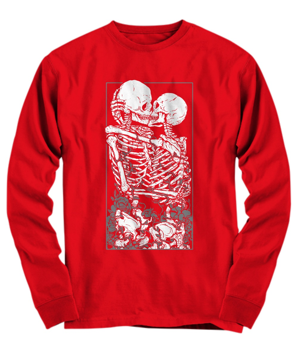 Skull The Lovers long sleeve