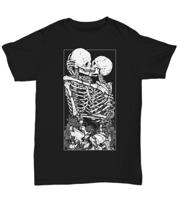 Skull The Lovers shirt