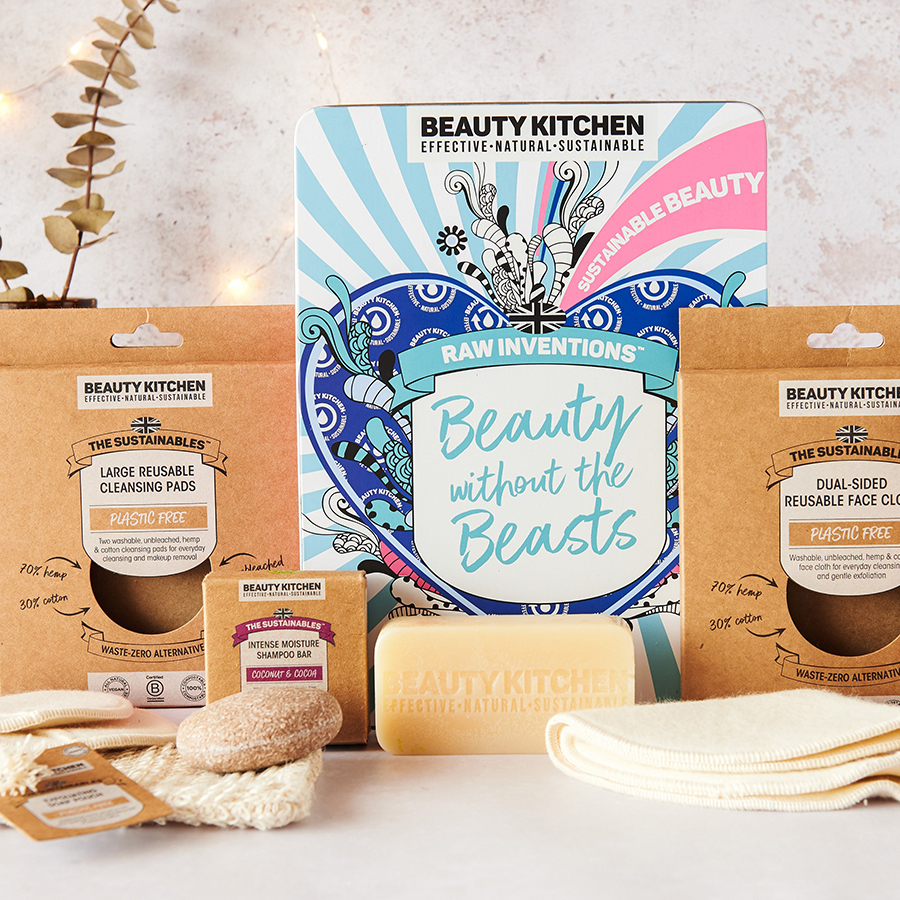 plastic free beauty products