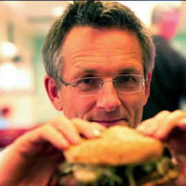 Dr Michael Mosley