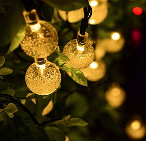 ball fairy lights. keeda solar globe fairy lights ball l