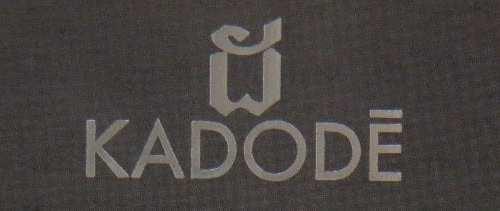 KadodÉ - Logo