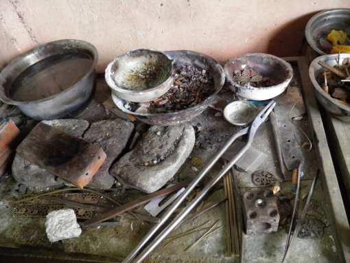 Angkor Bullet Jewellery – atelier