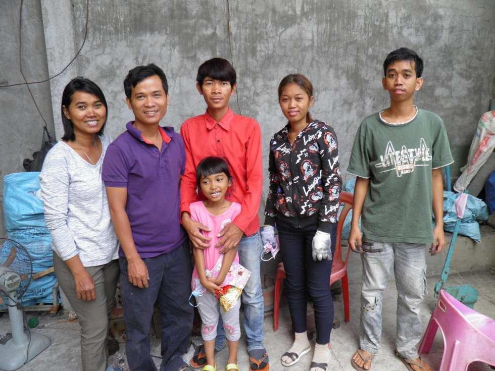 Angkor Bullet Jewellery – équipe