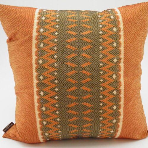 Hol Lboeuk Ikat Cushion Cover