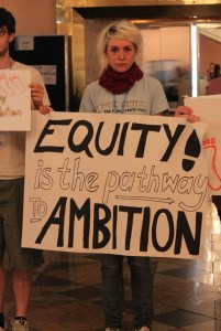 equity and ambition