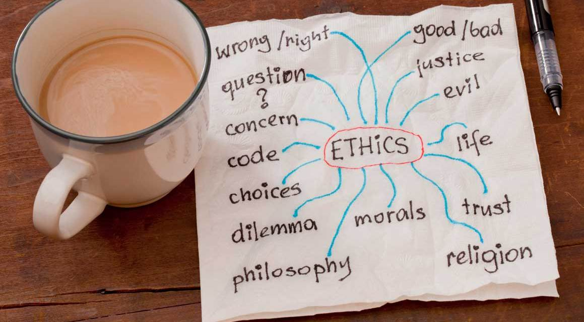 What is Ethical Writing?