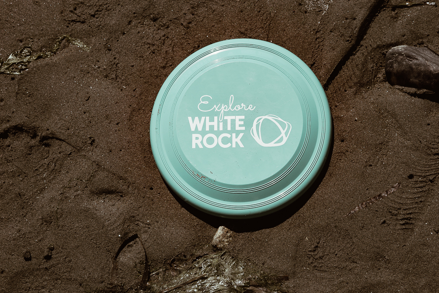 Explore White Rock Frisbee