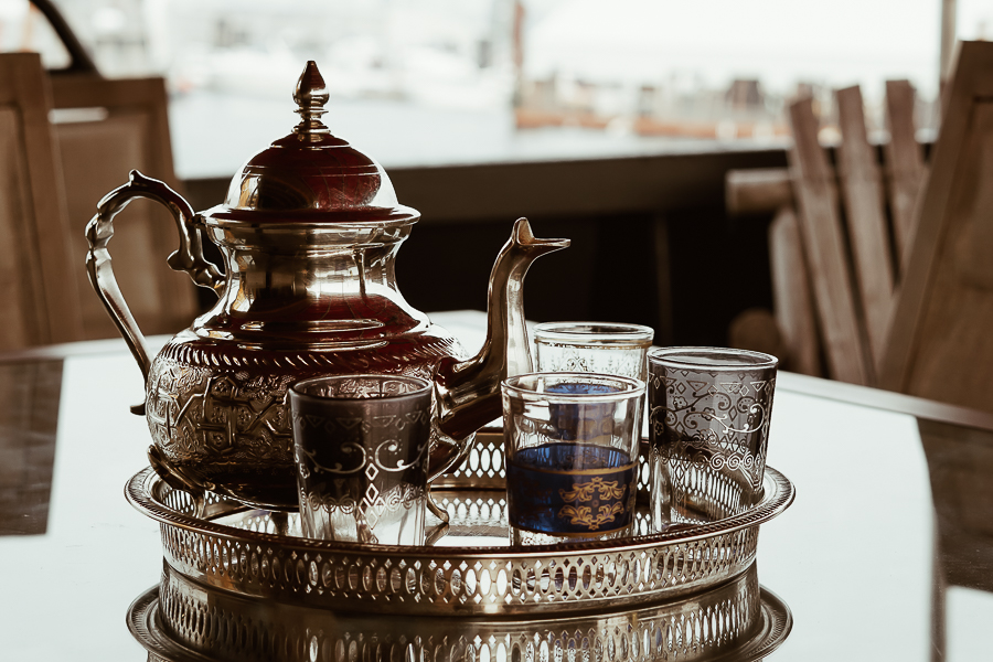 moroccan-mint-tea-swept-away-inn-port-alberni-bc