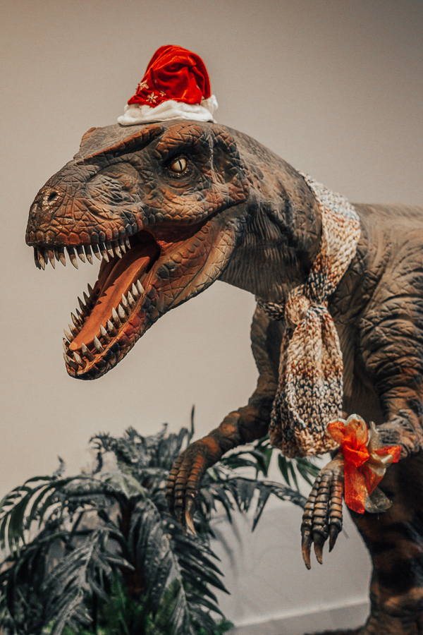 surrey-museum-dinosaurs-unearthed-cloverdale-christmas-family-things-to-do
