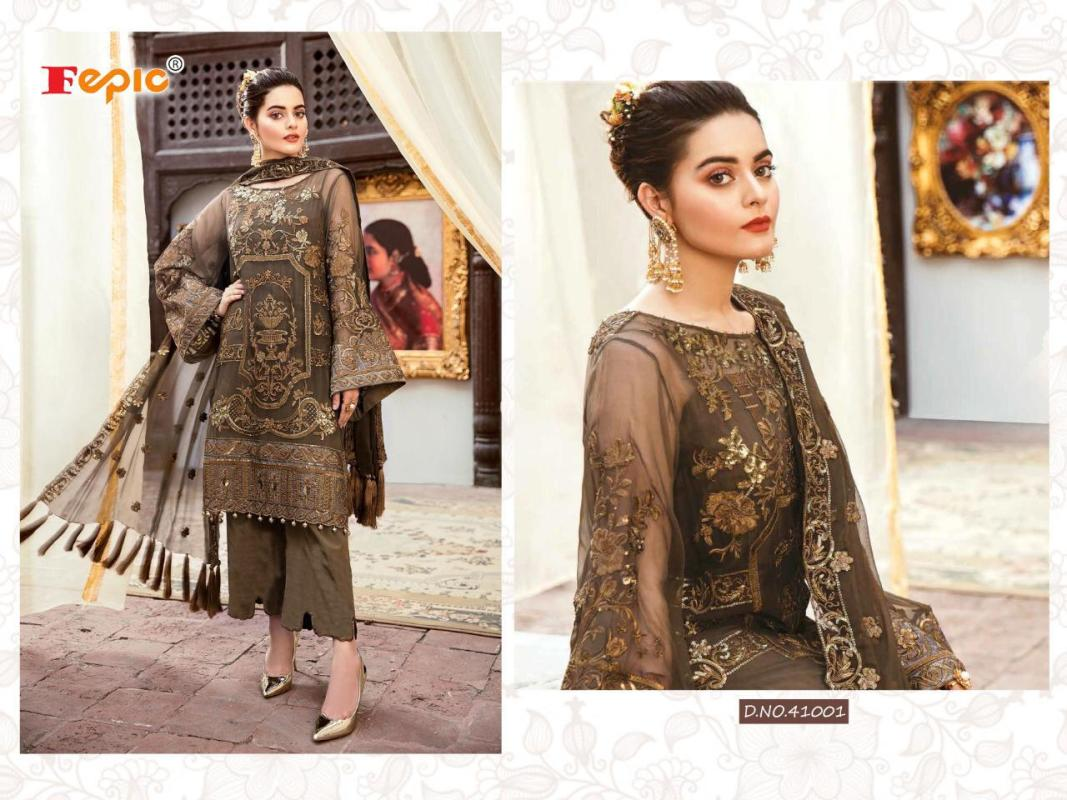 Fepic Designer Pakistani Dress Material 22