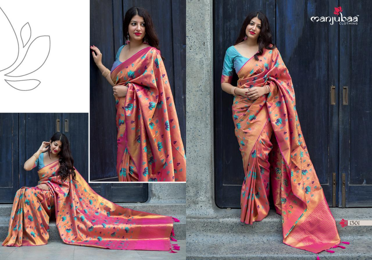 334a359841 Majubaa Clothing Moukthika Silk | Ethnic Export