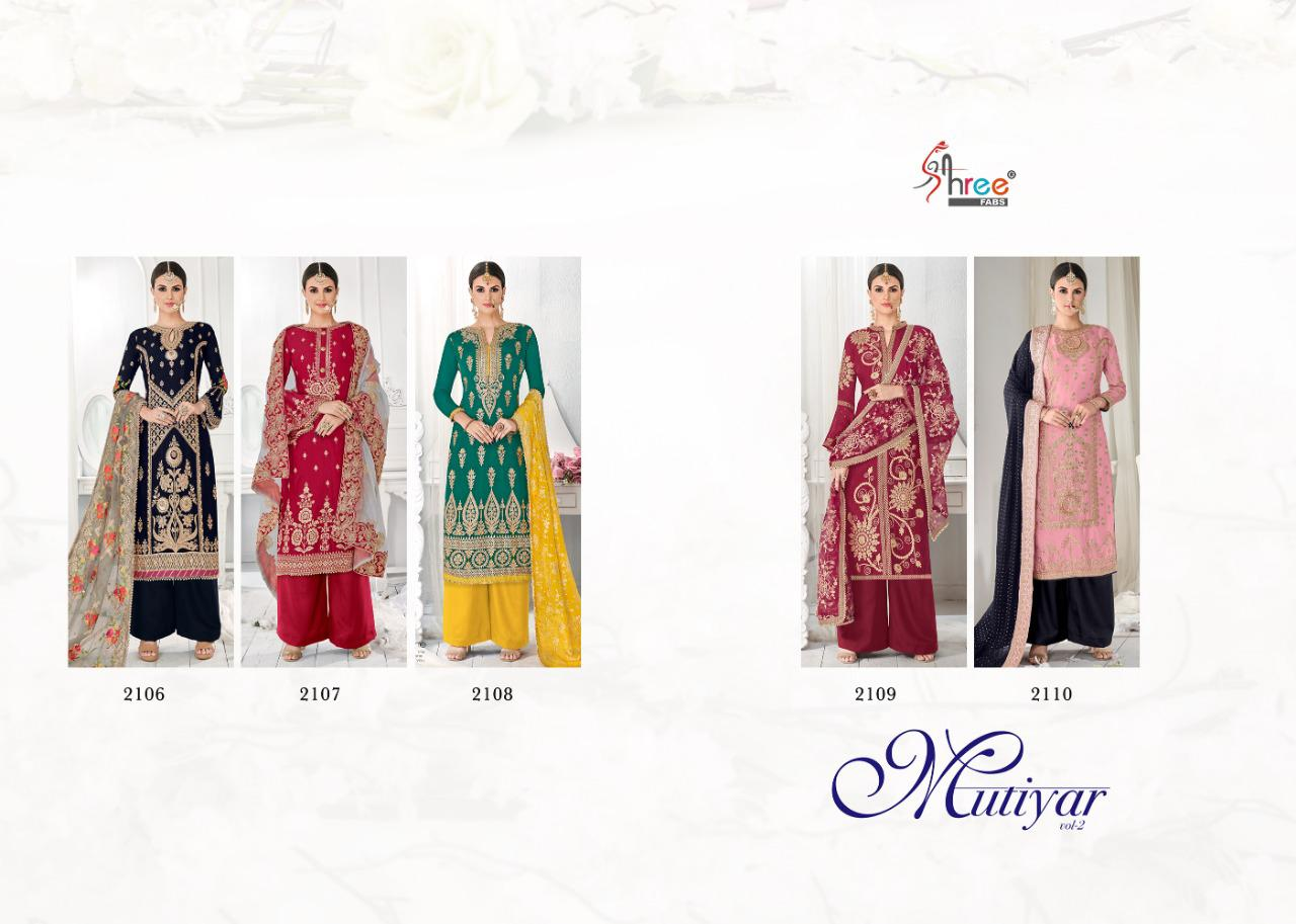 4e38895432 Download Image Zip · Download PDF · Download Image Zip · Download PDF. Shree  Fabs Mutiyar Vol 2 Heavy Embroidered Faux Georgette Sarara Style Salwar  Suits