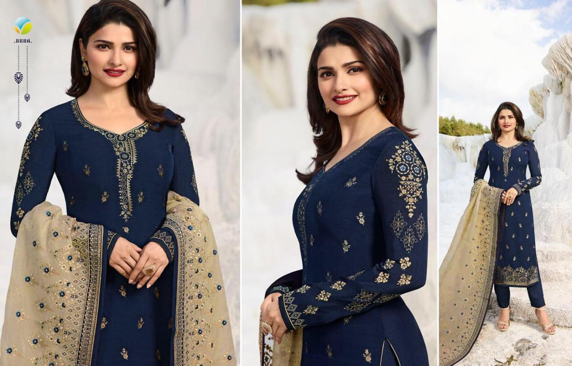 Vinay Fashion Kaseesh Ambition Party Wear Salwar Suits Clothing Wholesalers In Surat 7