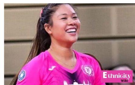 Justine Wong Orantes Ethnicity