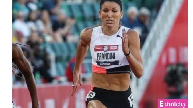 Jenna Prandini Ethnicity