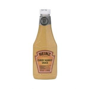 Sauce-curry-mango-heinz