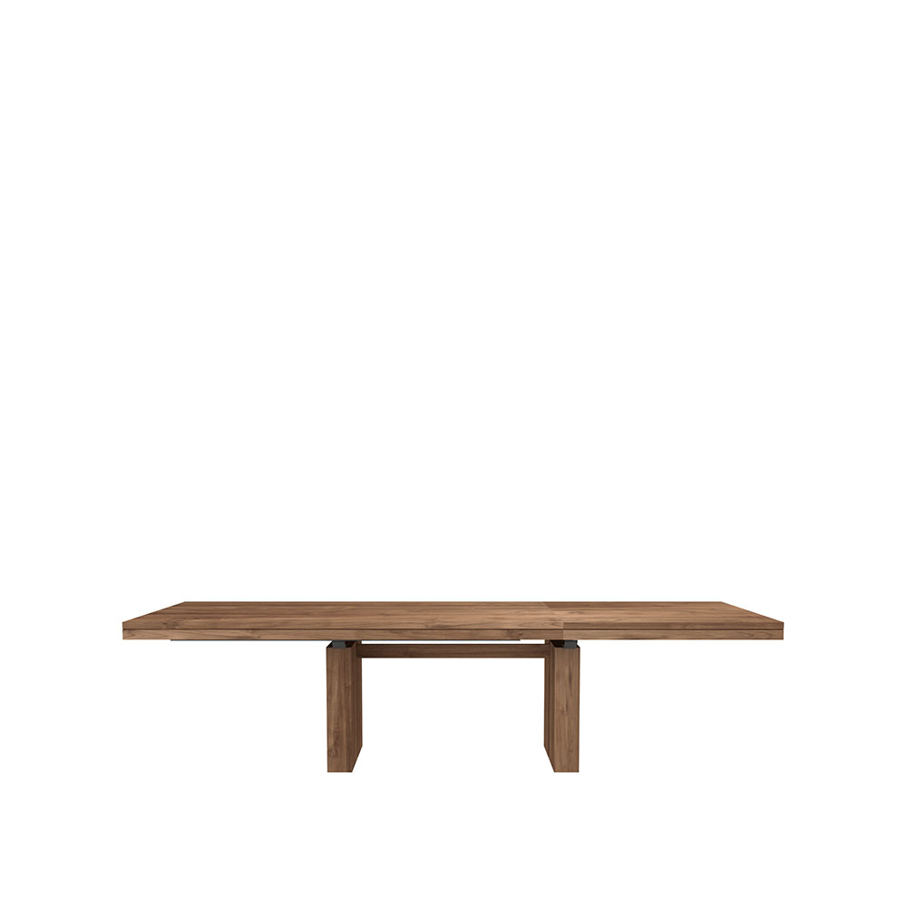 Double Dining Table Ethnicraft Indonesia