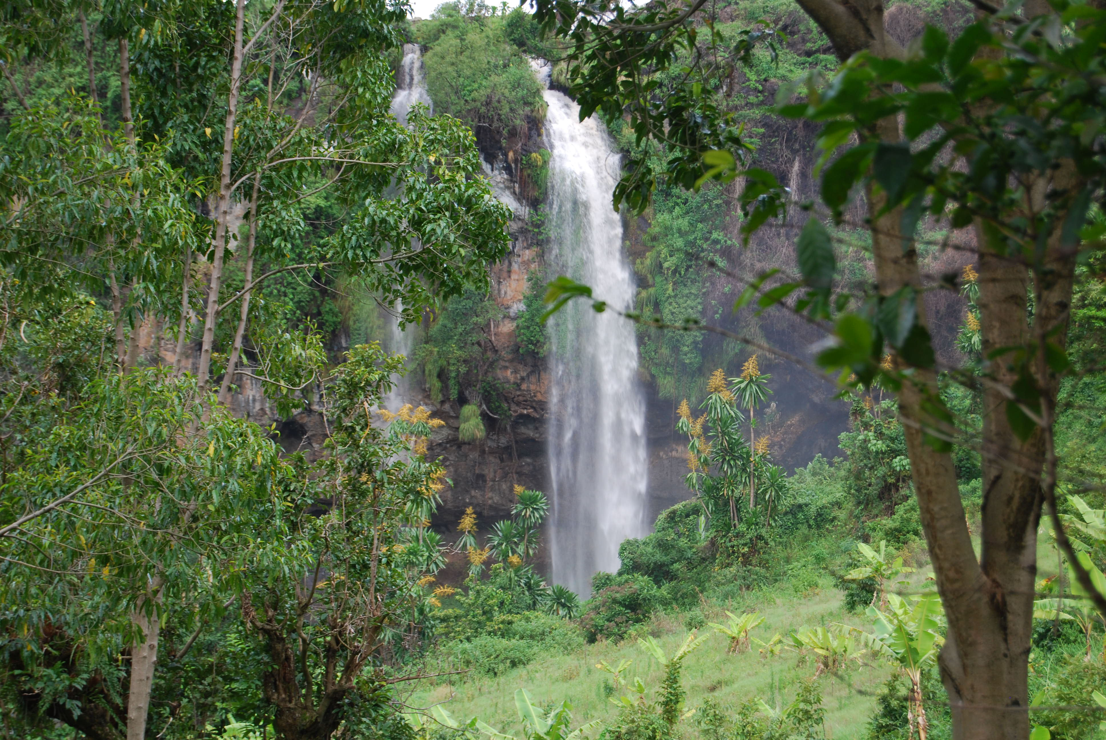 Mt Elgon North Eastern Uganda