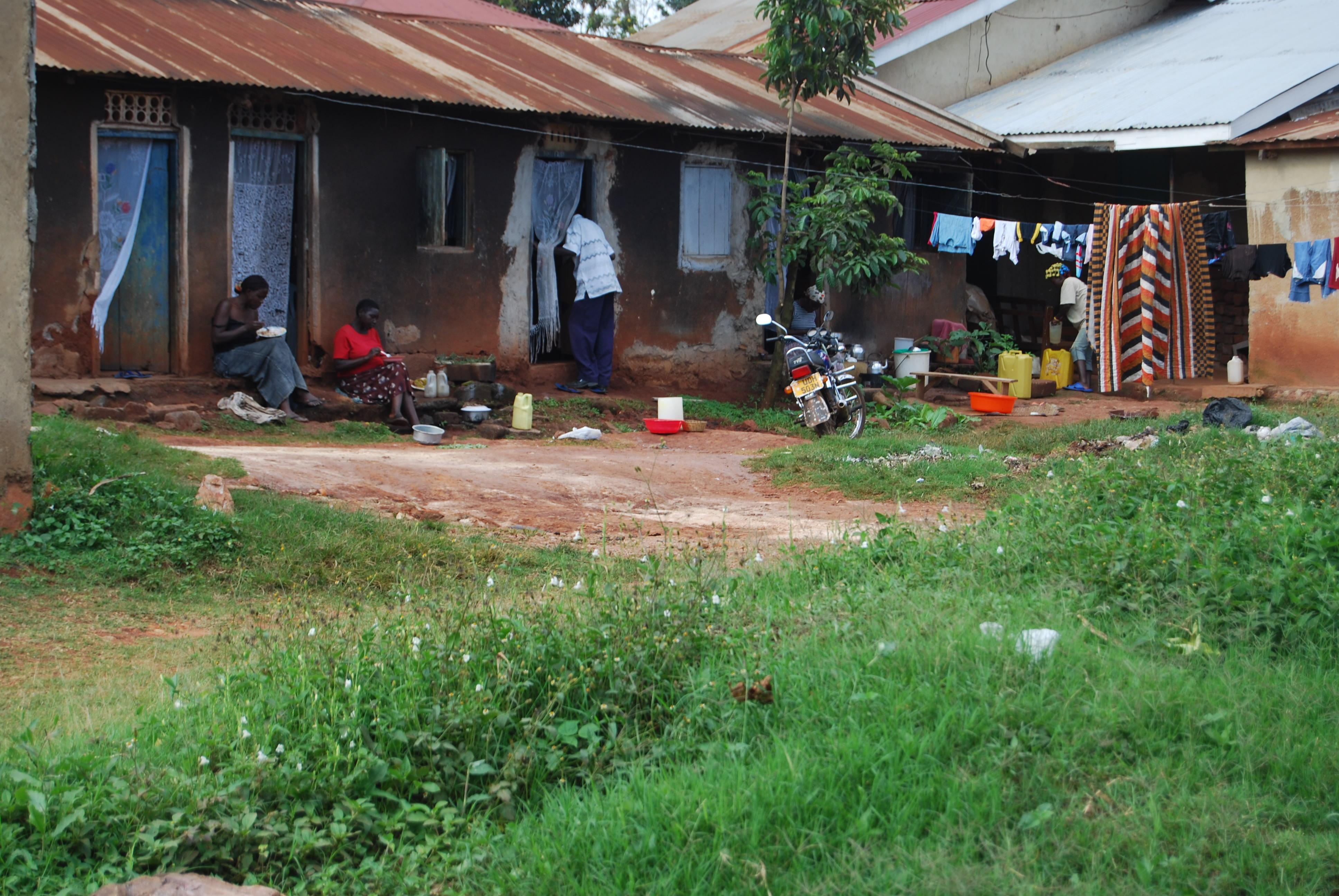 Mbuya slum, Kampala Uganda