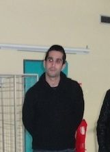 M. Manes, professeur d'espagnol dans notre établissement