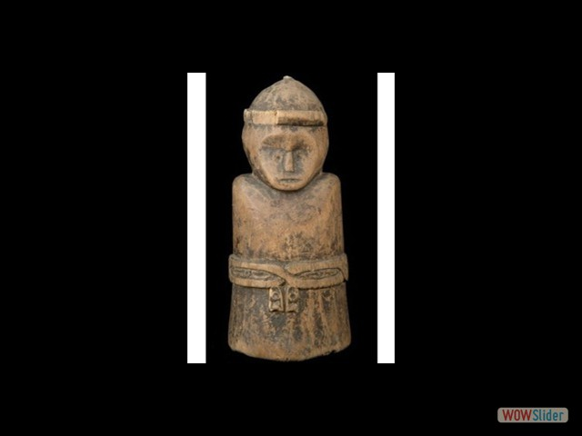 Statuette jouet pour l'enfant qui pleure