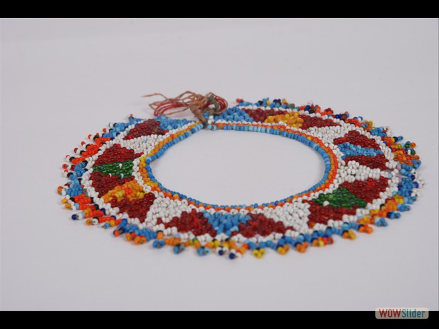Egypte - collier en perles