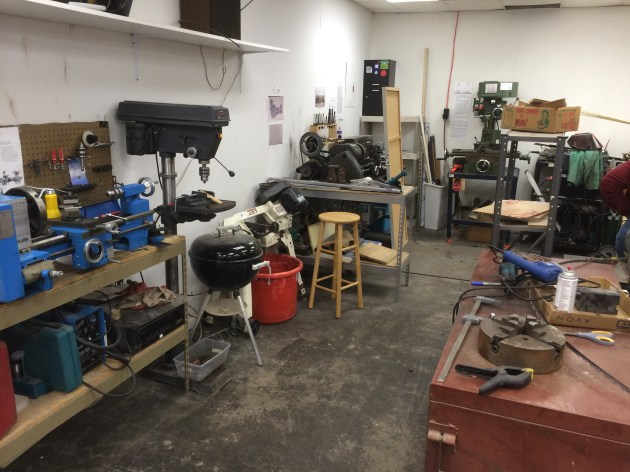 hackerspace tools in context