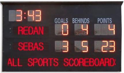 scoreboard - afl