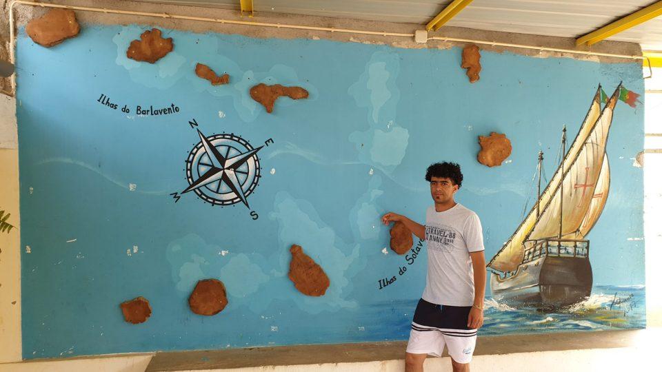 SANTIAGO - Capverde Islands