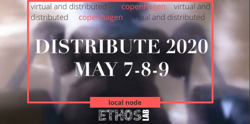 Local Node @ ETHOS Lab for Distribute 2020 Conference