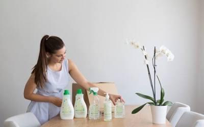 Egreeno: όταν η αγάπη για το περιβάλλον παράγει καινοτόμα καθαριστικά!