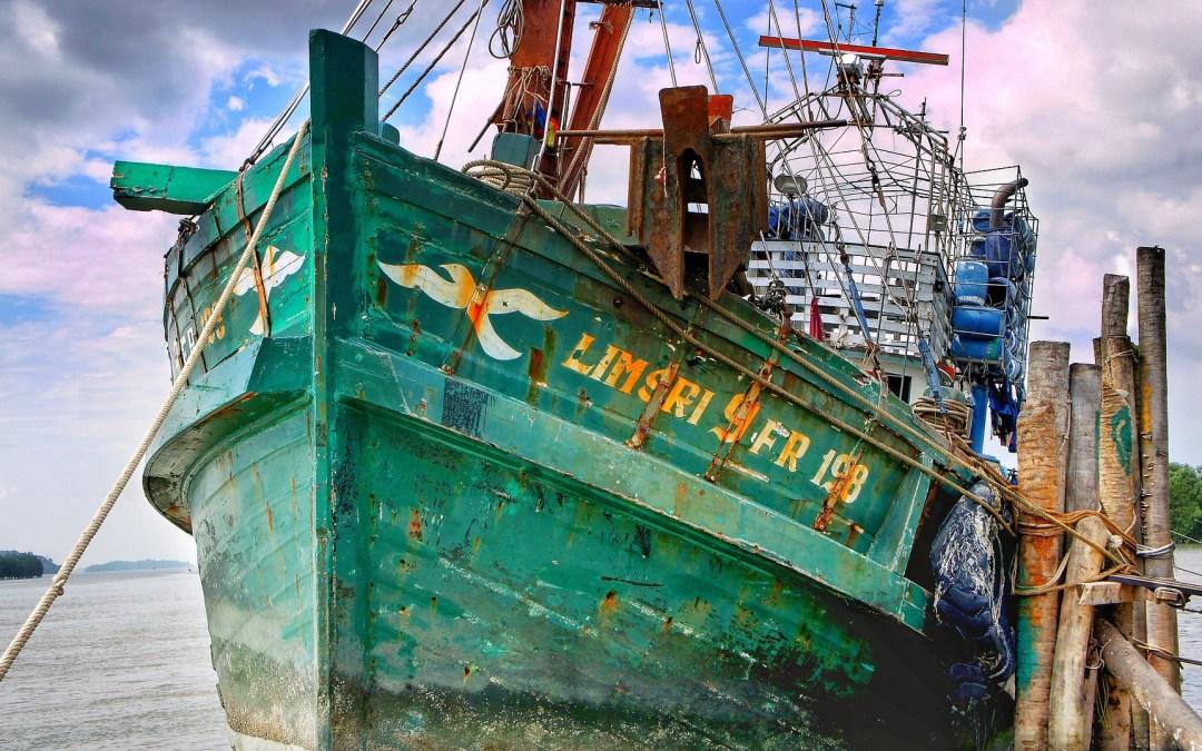 Slavery in fishing industry, a worldwide phenomenon