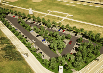 South Park Green Parking Solution