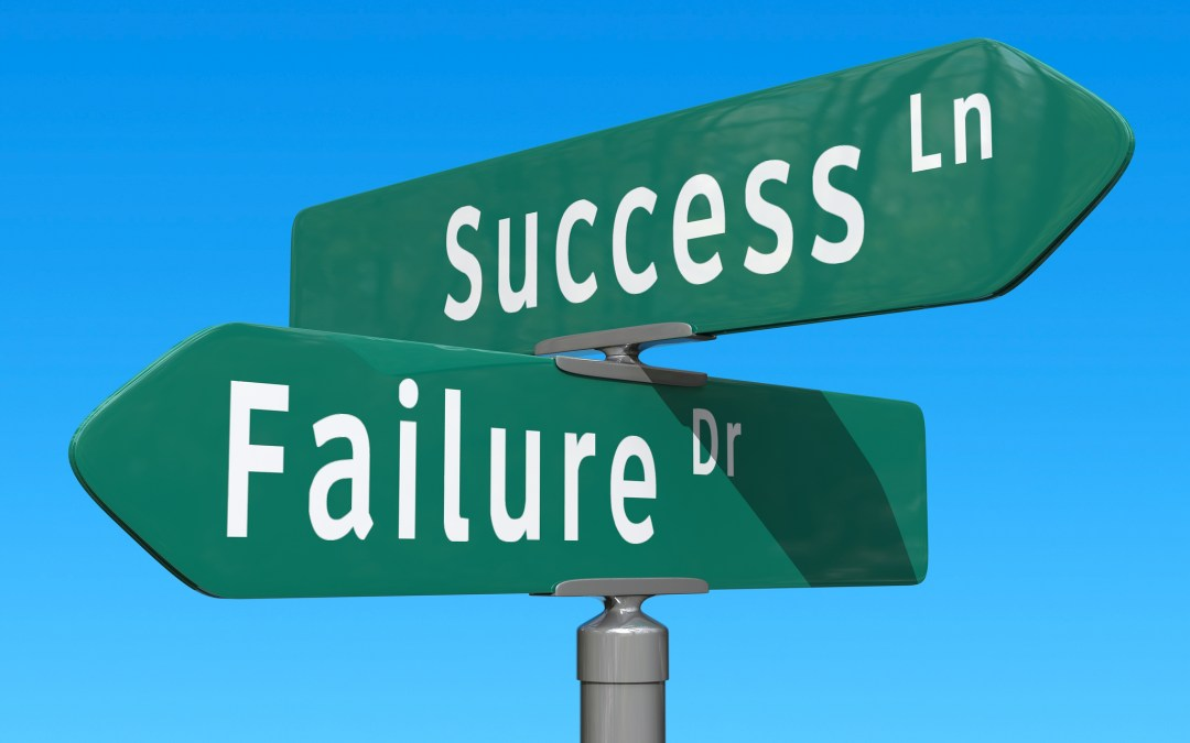3 Ways to Conquer the Fear of Failure