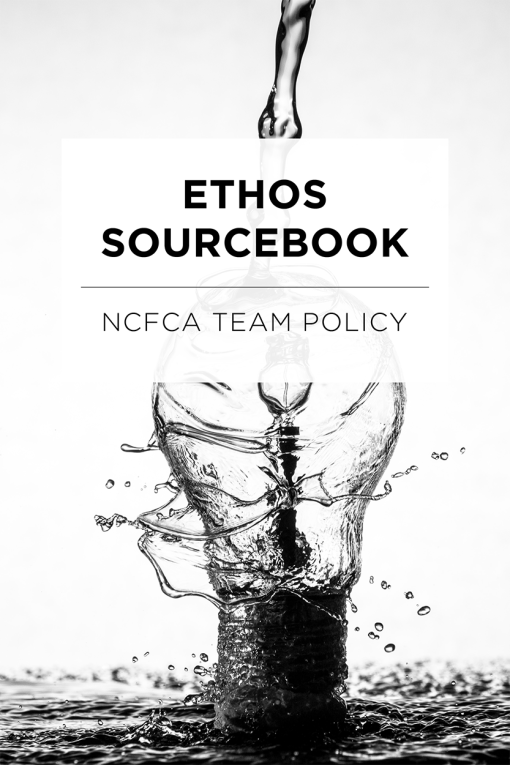 Product Image: NCFCA TP Sourcebook