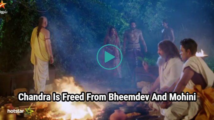 Nandini And Chanakya Free Chandra From Evil Mohini And Beemdev Spirit