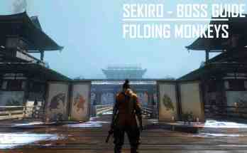 Sekiro Folding Monkeys