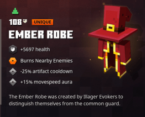 Minecraft Dungeons Unique Armors Guide and Location
